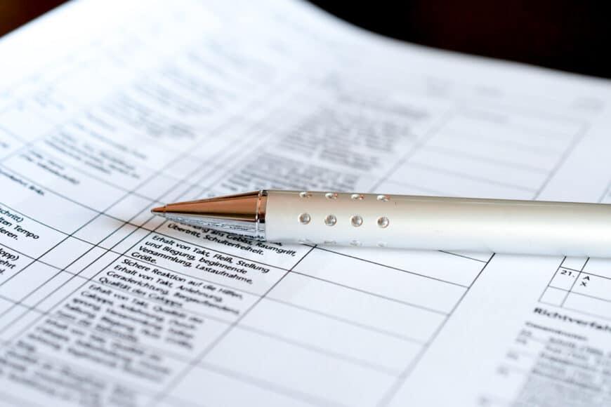 Online-Training: Wie schreibe ich ein Dressurprotokoll richtig?